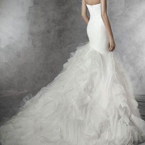 Pronovias Mildred Wedding Dress- dry cleaned!